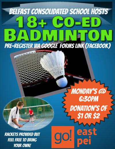 Belfast Badminton