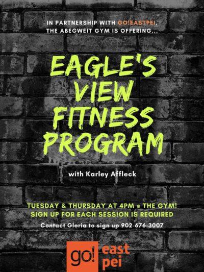 Eagles View Fitness Program