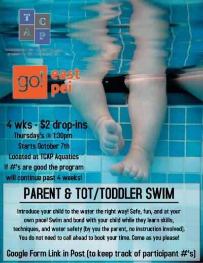Parent & Tot Swim