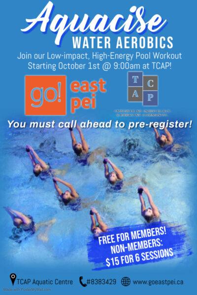 TCAP Aquacise Water Aerobics